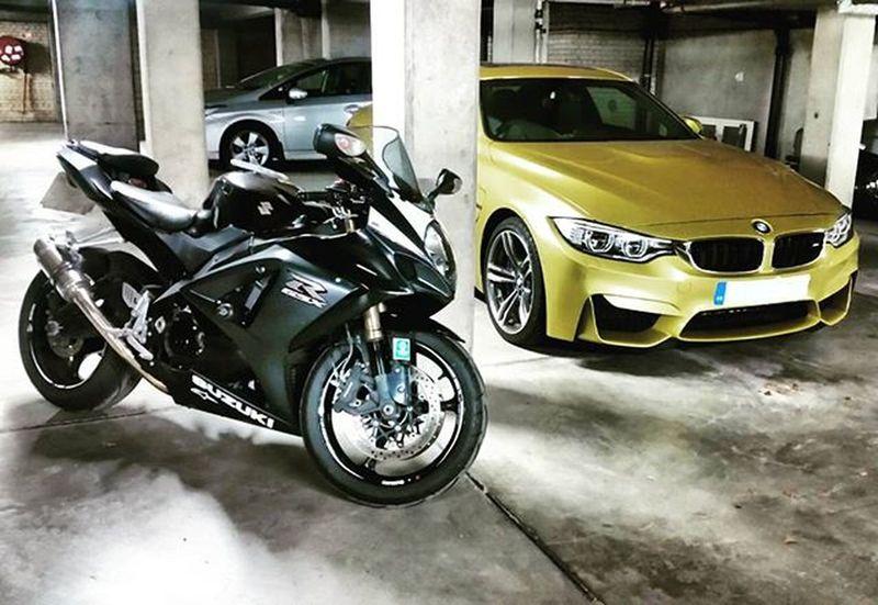 Dream garage 😢 Bikersnetwotk Bikeswithoutlimits Instamotogallery Bikelife Gopro Instagood Motocycle Mylove MyJoy Bmw M4 Gsxr Motocycle Moto_wikki