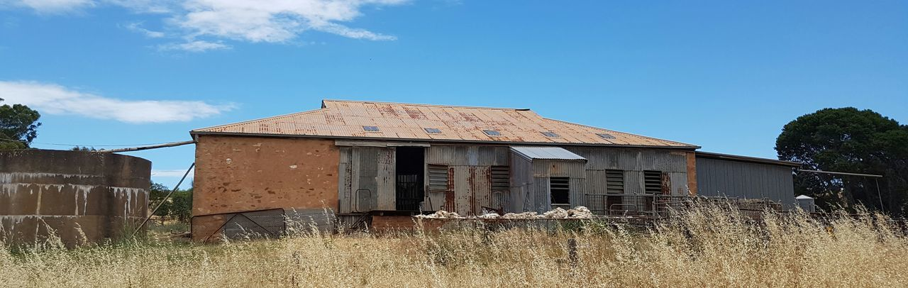 Shearing Shed Shearing Shed Old Shed Farm Shed Wool Shed Architecture