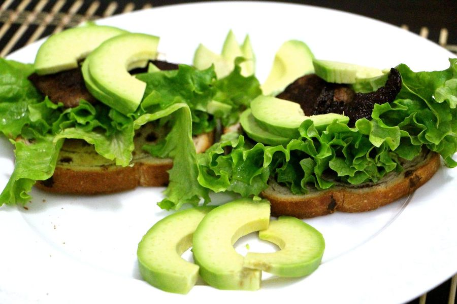 Avocado Bread Close-up Composition Drop Food Food And Drink Freshness Green Green Color Healthy Eating Healthy Lifestyle Indulgence Leaf No People Organic Preparation  Sandwitch Still Life Table Temptation Variation Vegetable Wet My Favorite Breakfast Moment