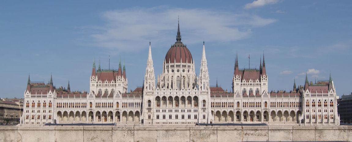 Architecture Budapest Budapest, Hungary Building Exterior City Cultures Hungary Parliament Of Budapest Travel Destinations