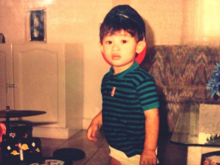 Throwback Muchopassion Oldpicture That's Me