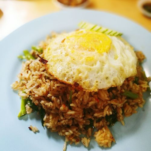 Food And Drink Ready-to-eat Close-up Asian Food Fried Egg Malaysian Food Fried Rice Malaysia Truly Asia Egg