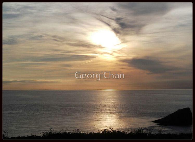 Sunset Photography Georgichan France