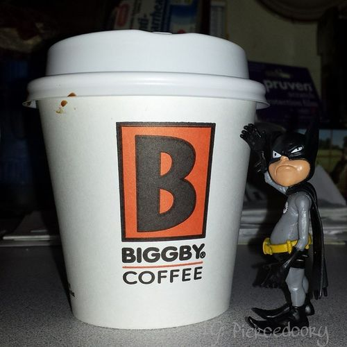 I need a latte this scale for a monday like this one has been. Monday Coffeeordeath Biggby Biggbycoffee