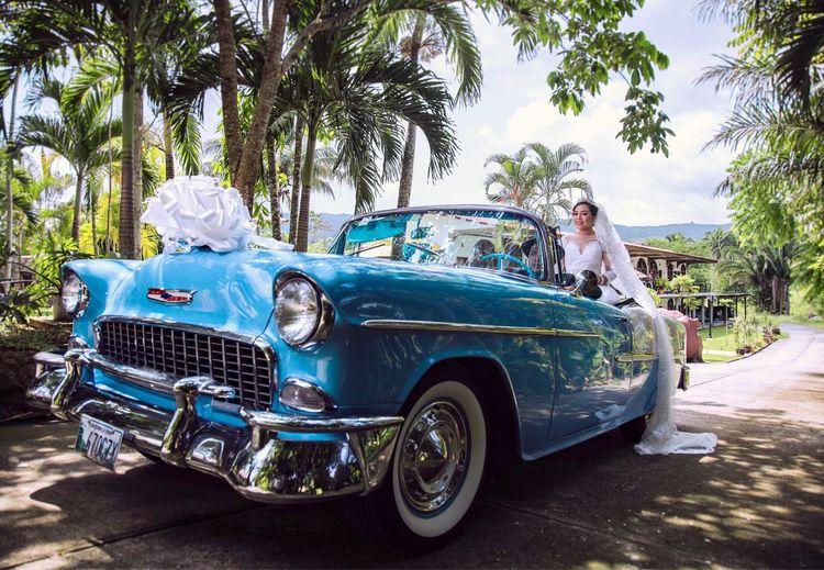Wedding in Guatemala Wedding Wedding Photography Portrait Old Car Car Photography First Eyeem Photo