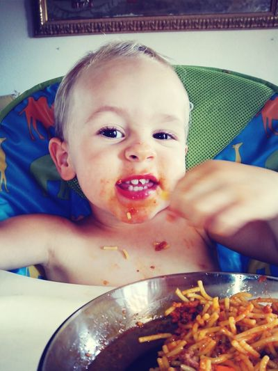 No Tiene Precio Dias Inolvidables Eating Spaghetti Felicidad