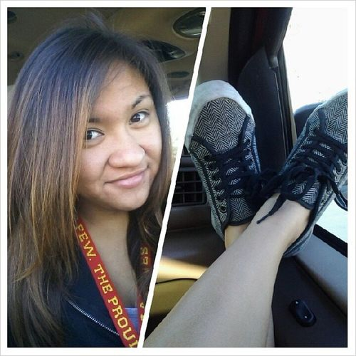 Having a great hair day and I have my favorite shoes on?! Heck yeah! ;) Greathairday Todayisagoodday FavoriteShoes