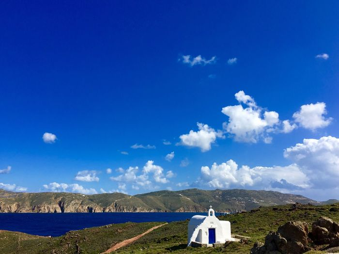 Landscapes With WhiteWall Greece Chapel Church Travel Destinations Landscape Nature Destination Travel Greece Destinations Mykonos
