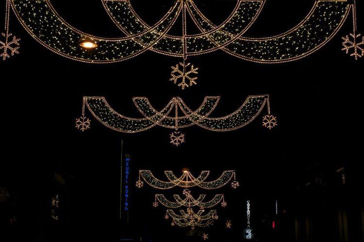 Licht Nacht Kerst