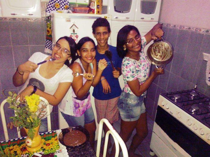 #friends #brigadeiro