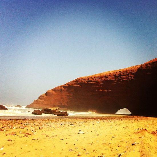 Legzira Beach Marroc Red
