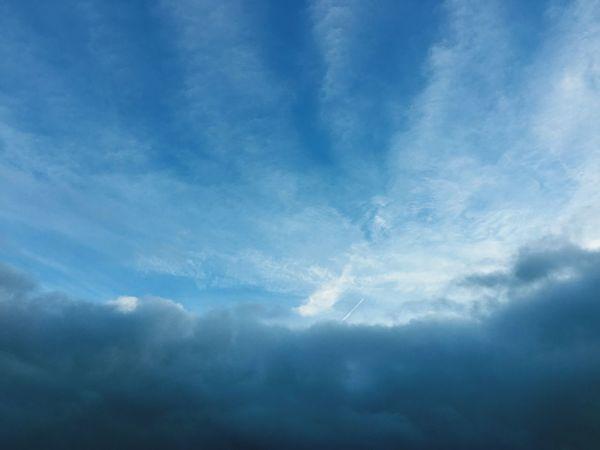 Cloud - Sky Sky Sky Only Backgrounds
