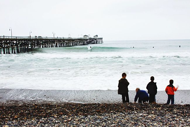 By The Shore By The Sea Watching Waves Watching Watching The Sea Beach Life Beach Photography Surf Surfer Kids Playing Kids Playing At The Beach Kidsphotography San Clemente San Clemente Pier Kiomi Collection