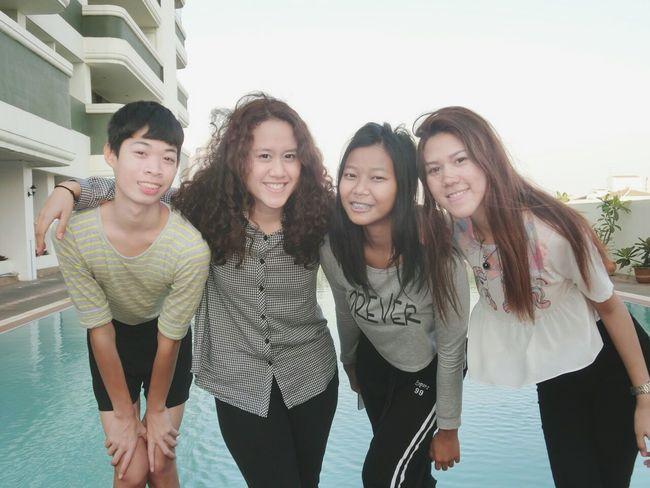 Friends. Lovefriends