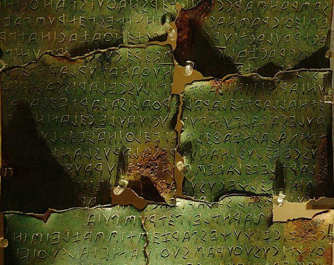 Tabula Cortonensis   Etruscan Inscription on bronze   Archaeology   Ancient Tuscany in Cortona Italy   Creative Light And Shadow   This Week On Eyeem