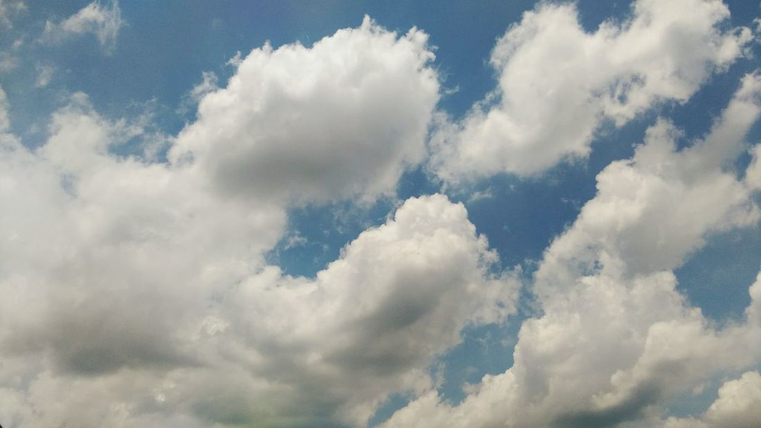 Flying Blue Cloud Computing Weather Plane Abstract Cloudscape Sky Cloud - Sky