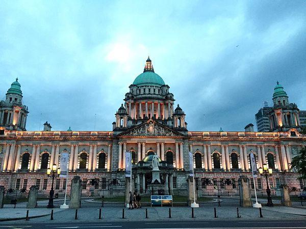 The Architect - 2015 EyeEm Awards Architecture IPhoneography Belfast EyeEm Best Shots Reayworld Building