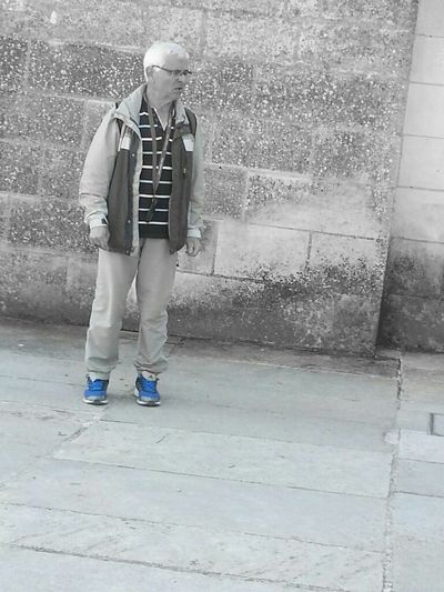 Chateau De Chambord Blue Shoes Black And White