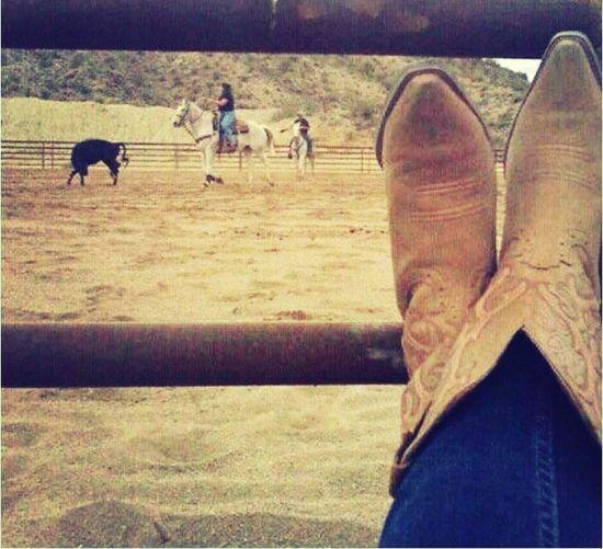En el Rancho ; )