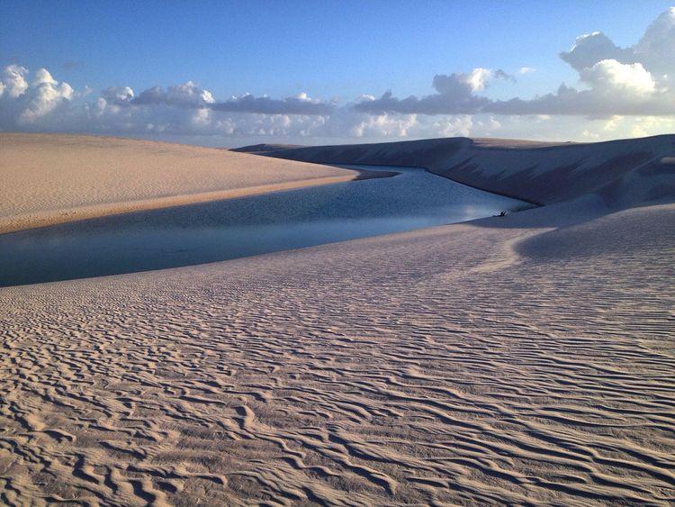 Landscapes Of Brasil Landscape_photography Lençóismaranhense Maranhão Maranhão, Brazil Barrerinhas-Ma Enjoying Life Landscape_lovers Gladmacedo Nature
