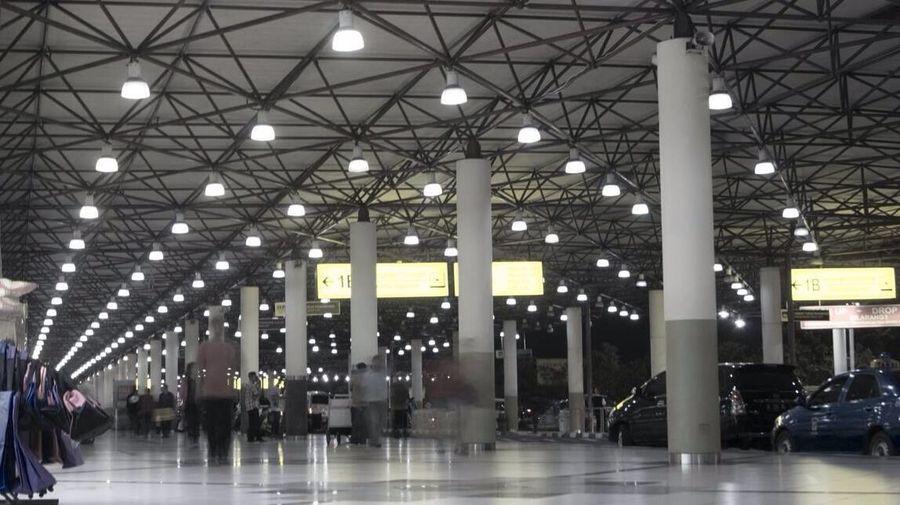 Departure Airport Terminal