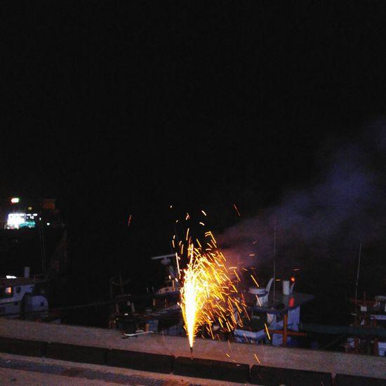 Fireworks Self