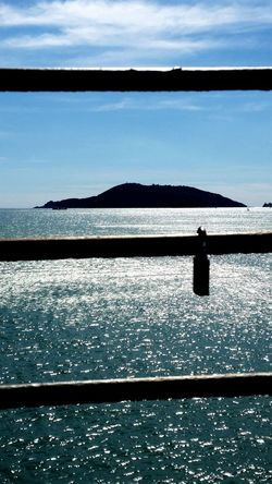 Lerici Seaside Sea And Sky Seascape Sea View Lock
