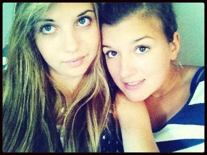 Meilleure amie. ❤