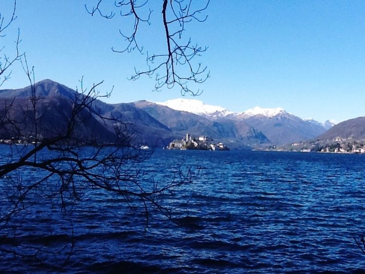 Lake EyeEm Gallery April Orta S.Giulio Landscape With Whitewall