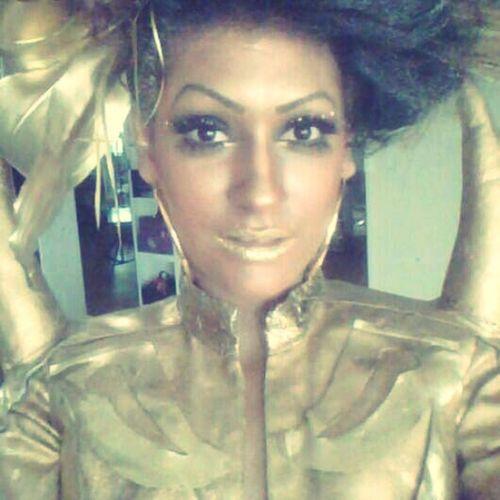I come from the future. Followme Future Metallic Bronzed