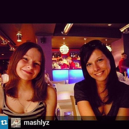 Repost from @mashlyz with @repostapp --- Сенькс, Манюня!!! Муамуамуа