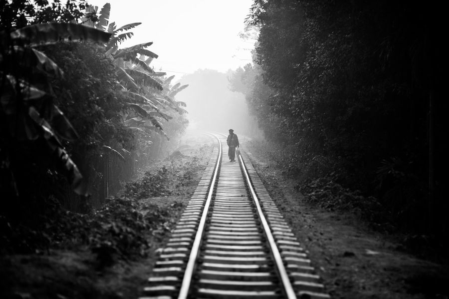 Walk This Way Rail Lines