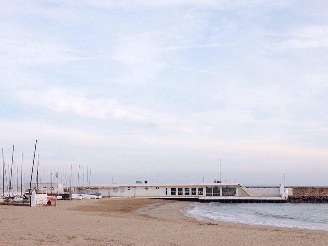 Sitges Sitges Barcelona España Sitges Beach Beach