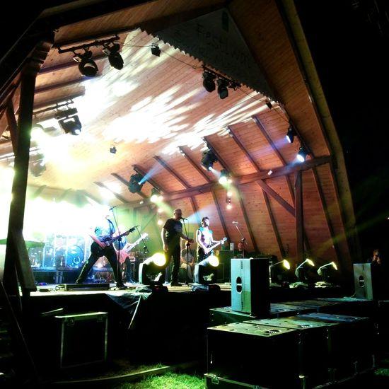 Gig Concert Rock Rock'n'Roll Music Fun Ira Polski Rock Poland Party