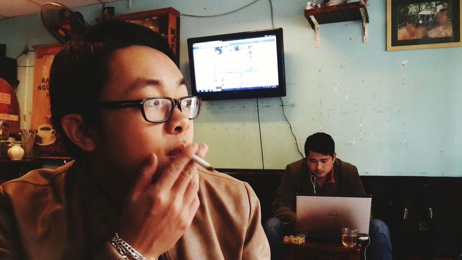 hút thuốc gây ung thư họng và thanh quản First Eyeem Photo