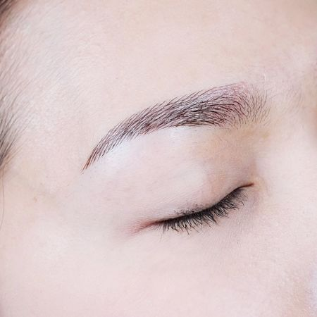 Eyes Closed  Human Body Part Beauty Close-up Beautiful Woman Human Skin One Person Adult Human Eye People Adults Only Young Adult Eyelash Day Eyebrow Design Eyebrows