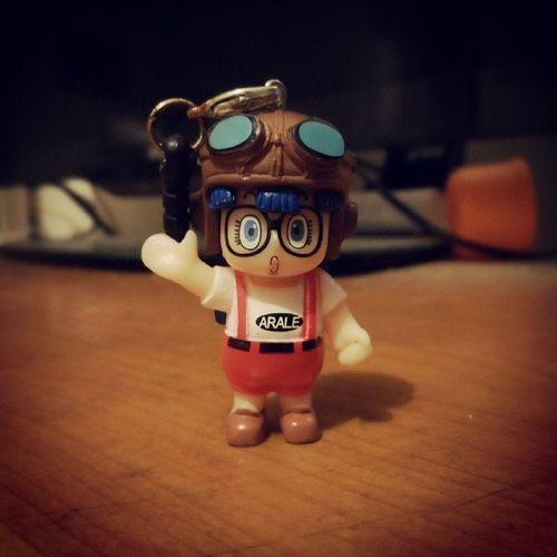 Zhinsta Toy Arale Doll Japanese animation