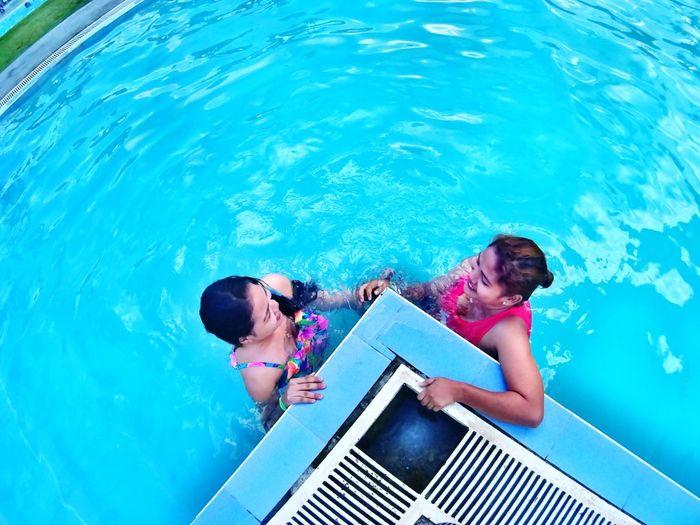 Art Is Everywhere EyeEmNewHere Pool Area Swimming Pool Ladies Live For The Story Sommergefühle Summer Exploratorium