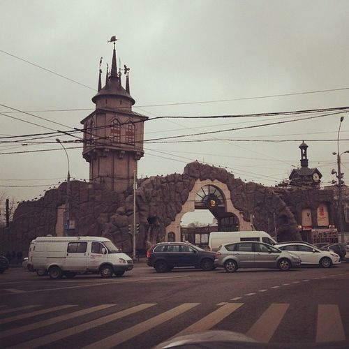 Москва Juke