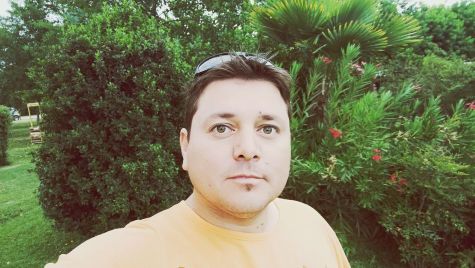 Curico, Chile📷 Headshot One Person Portrait Looking At Camera Young Adult Front View Frowning People Adult Close-up Adults Only Day Outdoors