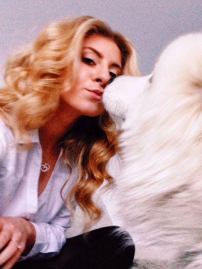 Dog Love Friend Pretty VSCO Russia Spb Girl Enjoying Life Russian Girl