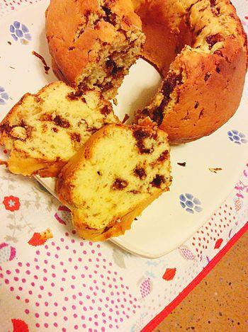 Cookie Cake Choccolate