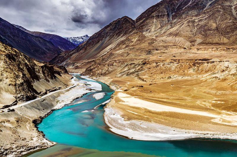 Landscape India Ladakh Leh Exploring Journey Traveling Photography Canyon