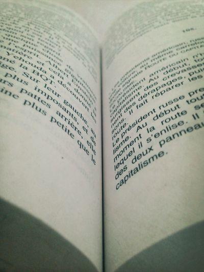 La lecture, permet de s'évader le temps d'un instant
