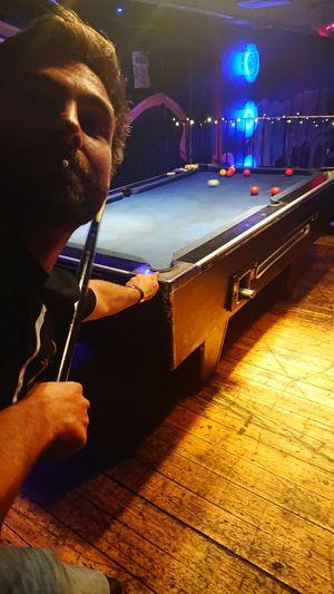 Pool Table Bar Shooting Pool Men Arts Culture And Entertainment Sky Close-up #urbanana: The Urban Playground