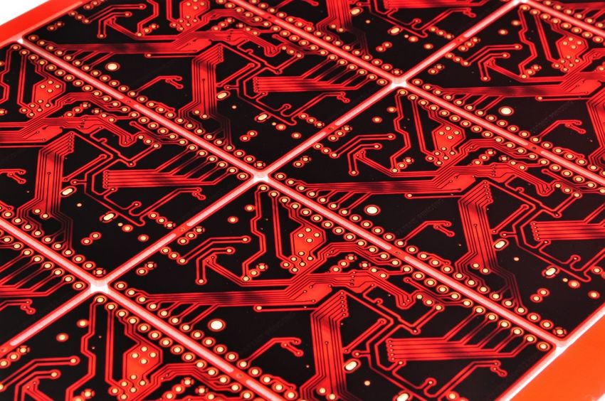 Beauty Of Technology Circuit Circuit Board Circuit Boards Circuit Trace Circuits Close Up Technology Close-up Complex Complexity Electricity  Electronics  Electronics Industry Extreme Close-up High Density Macro P.C.B. PCB Printed Circuit Printed Circuit Board Printed Circuit Boards Red Technology Technology Photography