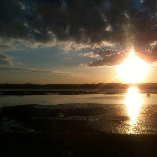 Barreiro city! Sun Barreiro Barcos Obras Greve Sun NoEffects  Fotografia