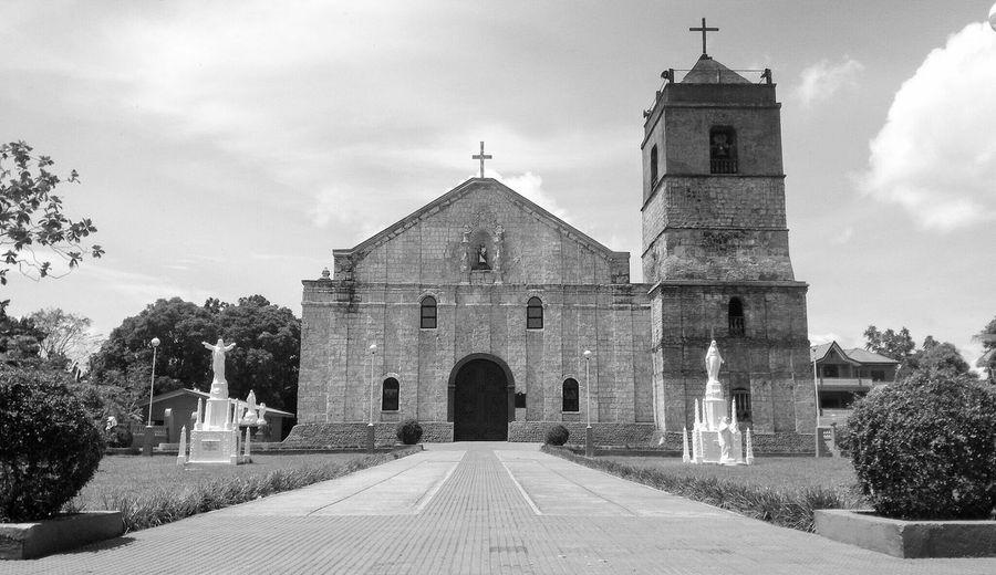 Eyeem Philippines Blackandwhite Photography Church Christianity Catholic Church St. Peter The Apostle