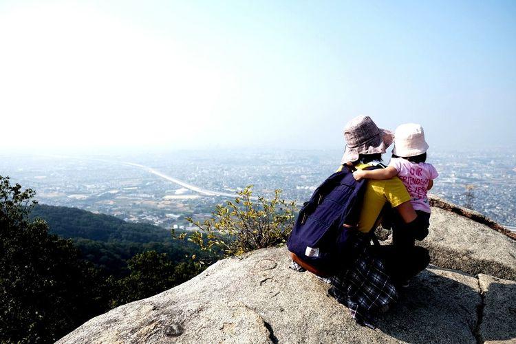 今日は霞が強い。 EyeEm Nature Lover Hiking Cityscapes