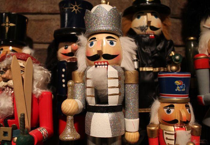 Nutcrackers Nutcrackersoldier Christmastime Christmas Decorations